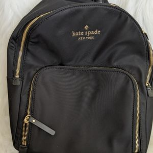 Black backpack - Kate Spade